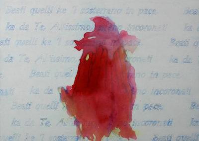 Silvia VenutiCantico delle Creature, 2008