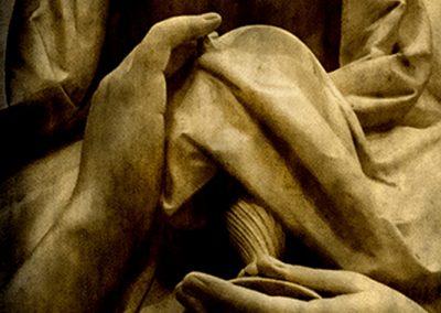 """Nicola Zaccaria """"Beati quelli che pur non avendo visto crederanno"""", 2013"""
