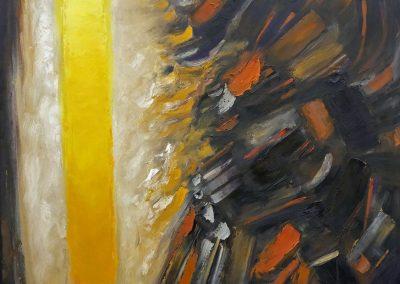 Giuseppe Monguzzi Verso la Luce Resurrezione 1999